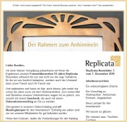 Replicata-Newsletter