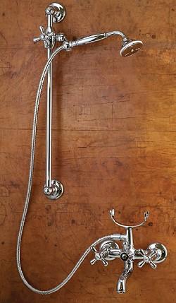 Armatur Serie TAMAS Badewanne-Dusche-Kombination« von ...