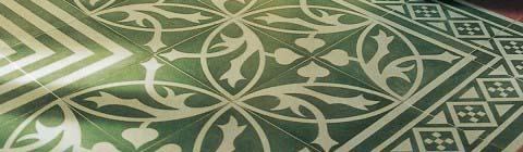 Für Boden und Wand von Replicata - Formschöne Reproduktionen ...