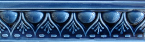 Berühmt Wandfliesen - Serie »JUGENDSTIL« von Replicata - Formschöne HD43