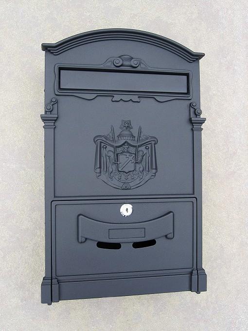 standbriefkasten anthrazit standbriefkasten. Black Bedroom Furniture Sets. Home Design Ideas