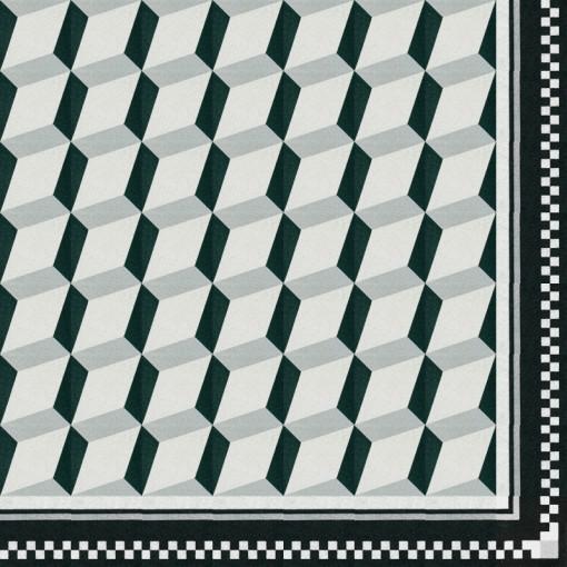 terrazzo bodenplatten zementbodenfliesen von replicata 20 x 20 x 1 replikate. Black Bedroom Furniture Sets. Home Design Ideas