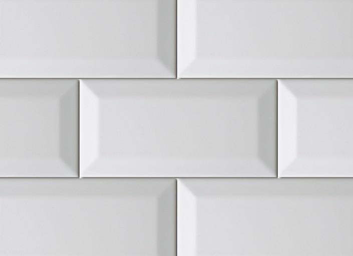Wandfliese METRO Farbe Weiß Deckend Von Replicata X Mm - Weiße fliesen verfugen